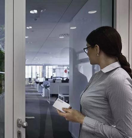 kontrola dostopa v pisarno
